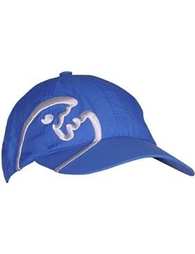 iQ-Company iQ-UV 200 Cap, gorra protectora de los rayos, Azul, 55-61 cm