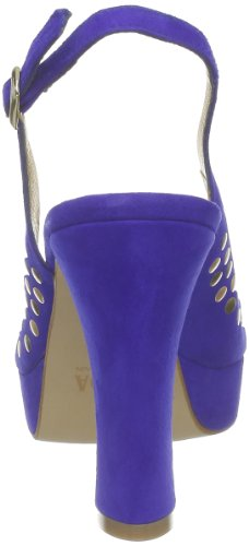 Zinda 9121 Damen Pumps Blau - Bleu (Ibiza)