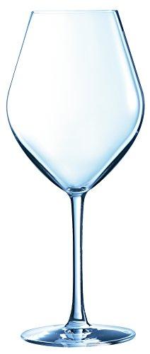 Chef & Sommelier 8011790.0Arom Up - Juego de 6 Copas de Vino Blanco en Kwarx Transparente, 35Cl