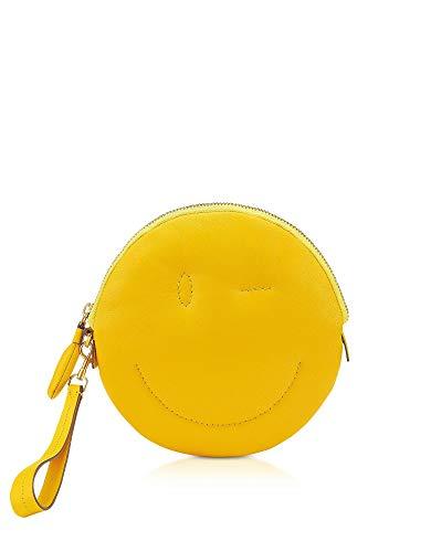 Anya Hindmarch Luxury Fashion Damen 104869 Gelb Clutch | Jahreszeit Permanent -