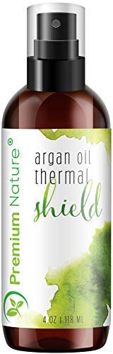 Premium Nature Huile d'Argan cheveux Protection d'écran spray 4 oz onces