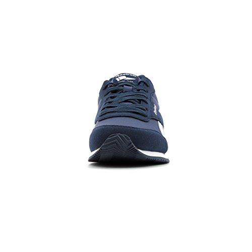 Reebok Jungen Royal Cljog 2rs Joggingschuhe, Collegiate Navy / Vital Blue Collegiate Navy / Silver