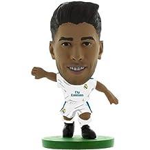 7588799a62d37 Soccerstarz SOC1200 Real Madrid Marco Asensio Home Kit 2018 Versión Figura