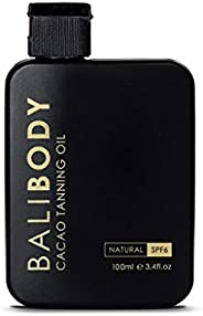 BALIBODY Cacao Tanning Oil