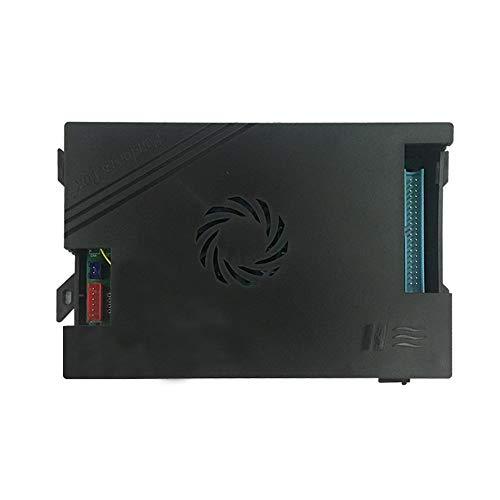 Beneu 1280 X 720P Arcade-Spiel-Motherboard, 1280 X 720P 2222 Classic Game Player, Tragbares Videospiel Mit TV-Ausgang, Plug-and-Play-Funktion Für TV-PC Und Andere Anzeigegeräte (Vintage Motherboard)