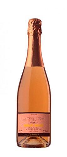 BRUT ROSÉ - Sekt aus Flaschengärung