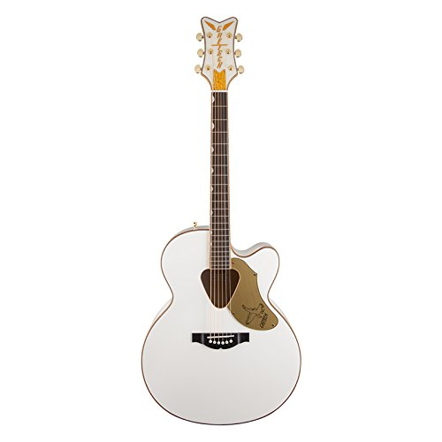 G5022CWFE Jumbo Falcon CE Cutaway Electric White