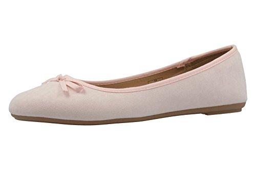 Arredatori Ballerina Helen Rosa/ballerine, Rosa (rosa), 45