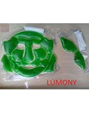 LUMONY® Dr Marc's Aloe Vera Face Mask Suitable for all Skin + Eye Mask FREE