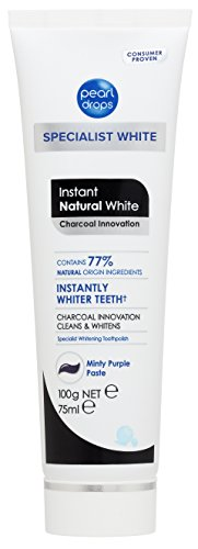 31 DcT6MxNL - Pearl Drops Instant Natural White Toothpaste