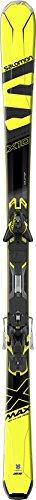 Salomon Herren Ski M X-MAX X12 Black/White inkl. M XT12 Ti Bindung (170 cm)