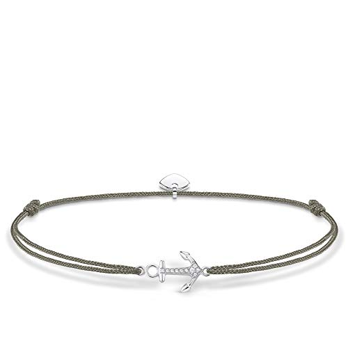 Thomas Sabo Unisex-Fußkette Little Secret Anker 925er Sterlingsilber LSAK005-401-5-L27v