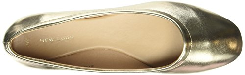 New Look Damen Jolene Ballerinas Goldfarben