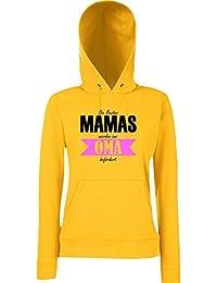 Shirtstown Mujer Capucha, Mamas Voluntad para Abuela, ...