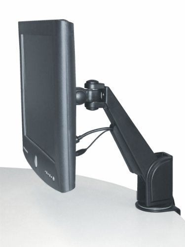 Exponente Mundial LCD Monitor Arm - Negro