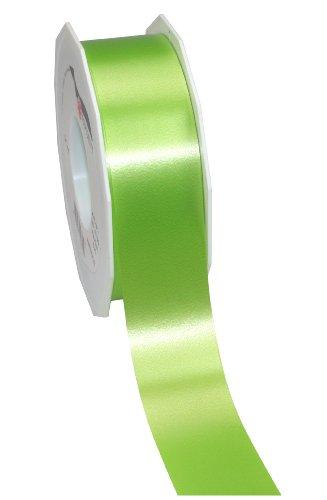 Präsent 40 mm 91 m AMERICA - Ringelband, apfelgrün