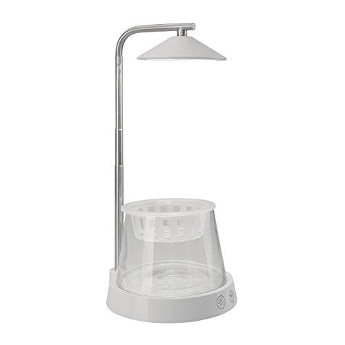 LED Plant Growth Light con vasi  Maimai touch control regolabile sollevamento lampada per piante da idroponica serra giardinaggio computer scrivania ufficio compito illuminazione lampada da comodino USB