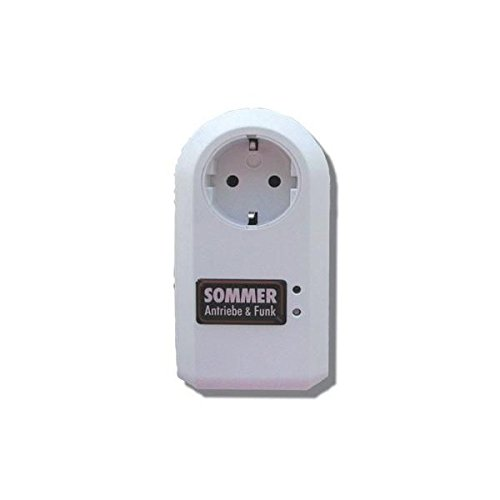 SOMMER–RECEPTOR RADIO EN UN CUBIERTA DE TOMA PUERTA DE GARAJE SOMMER–7006V040