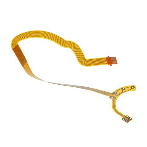 Flexible Cable Para Canon EF-S 17-85mm F/4.0-5.6 IS, usado segunda mano  Se entrega en toda España