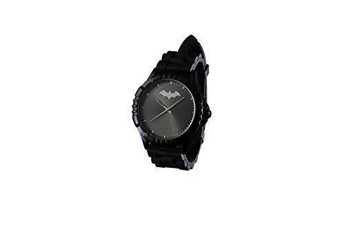 5f698503b9b8 DC Comics- Batman-Reloj para Hombre Pulsera Negro