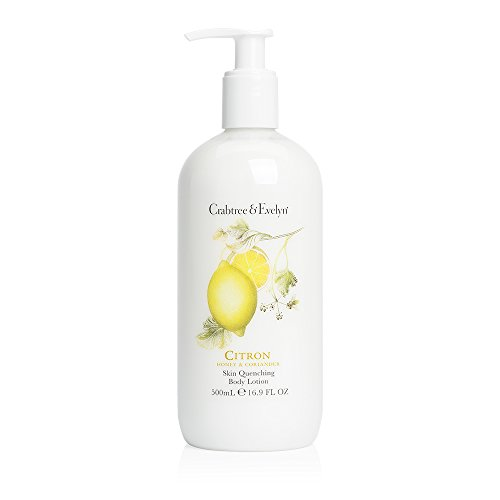Crabtree & Evelyn Citron, Honey & Coriander Skin Quenching Body Lotion 500ml - Evelyn Citron Honey