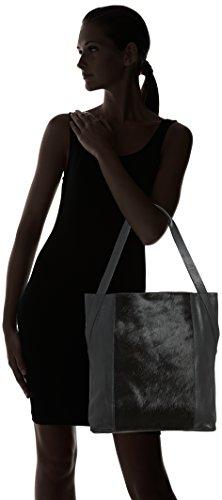 Black Lily  NATE SHOPPER, Cabas pour femme Noir - Noir