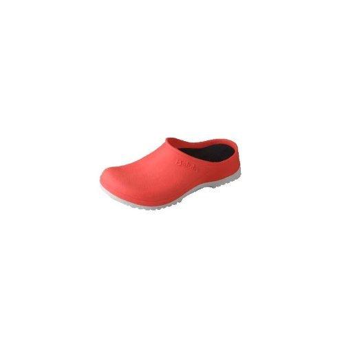 BETULA Clout Sabots Rubber avec semelle normale Rouge