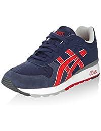a8cb9e921 Amazon.es  asics rojas - Zapatillas   Zapatos para mujer  Zapatos y ...