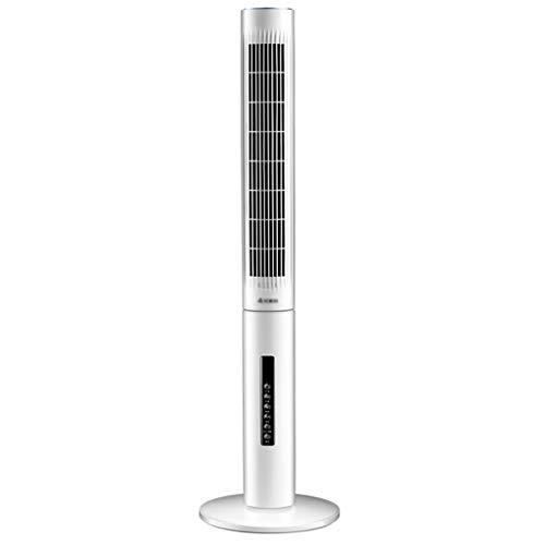 YWTS Turmventilatoren Turmlüfter • 40W • 3-Stufen-Einstellung und Lüftermodus • Umschaltbare 120 ° -Schwingung • Fernbedienung • Kostengünstig • Timer • Leicht zu reinigender Filter Turmventilator