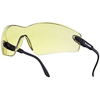 Anti Mist // Scratch COBPSJ 2 PAIRS Bolle Cobra Safety Glasses Yellow Lens
