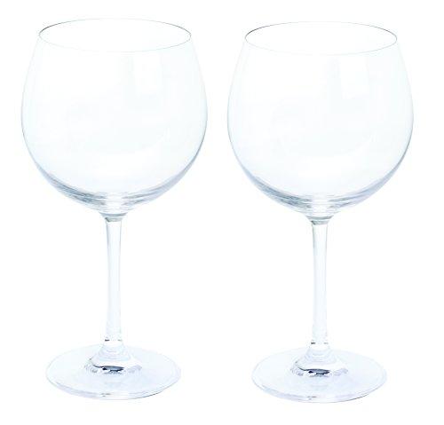 Dartington Crystal Wine y Bar/Copa Gin Tonic, transparente, 2unidade