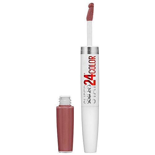 Maybelline New York Superstay 24h Color Lippenstift, 725 Caramel Kiss, 1er Pack (1 x 1 Stück)