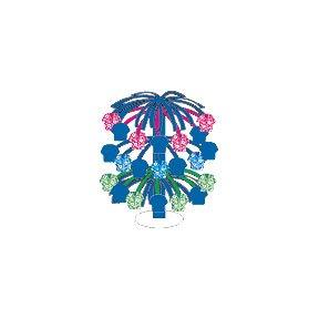 bahama-breeze-mini-centerpiece-85in