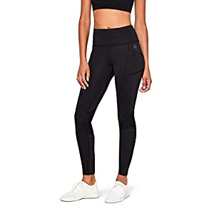 31 ETXF7qRL. SS300  - Amazon Brand - AURIQUE Women's Thermal Running Sports Leggings