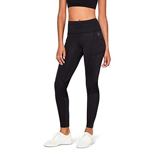 31 ETXF7qRL. SS500  - Amazon Brand - AURIQUE Women's Thermal Running Sports Leggings