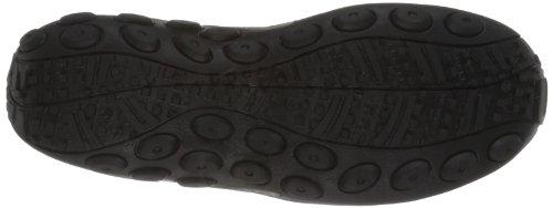 Merrell Jungle Moc Nubuck impermeabile scarpa Slip-on Brown