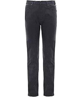 Armani Jeans Men's Slim Fit J45 Comfort Jeans Grey
