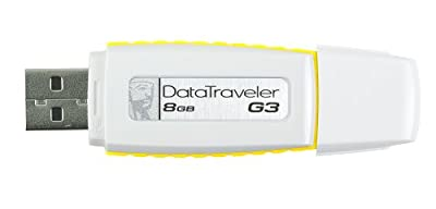 Kingston Generation 3 8GB DataTraveller USB Drive
