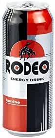 Rodeo Bebida Energética - 250 ml