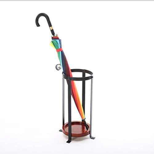 Stockage debout Support de rangement porte-parapluie créatif maison seau parapluie