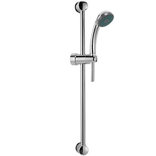 SIDCO Dusch Set Duscharmatur Brause Garnitur Duschkopf Handbrause Duschstange Schlauch