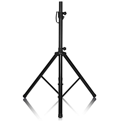 COSTWYA Boxenstativ Boxen Ständer, Lautsprecherständer Höhenverstellbar von 97-183cm, Boxenständer belastbar bis 50kg