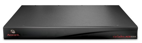 Avocent Emerson 4 Port Cyclades ACS 5004 Console Server with Single AC Power Supply Ac-power-single