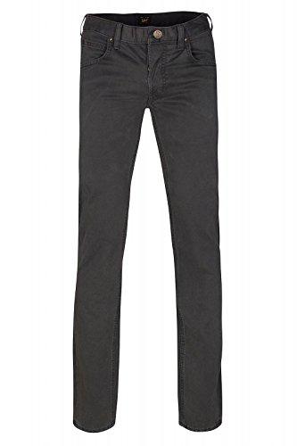 Lee Daren Regular Slim uomini jeans grigio L706WT60, Size:W30/L34