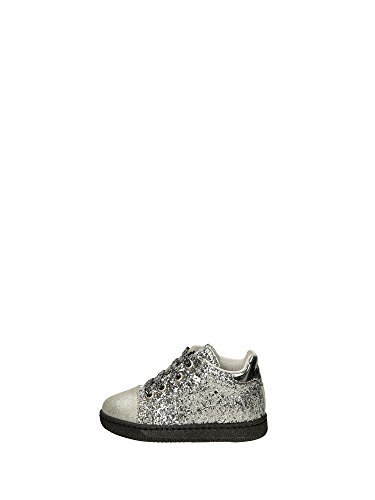 Naturino FALCOTTO STARLETT Sneakers Alta Bambina Argento 25