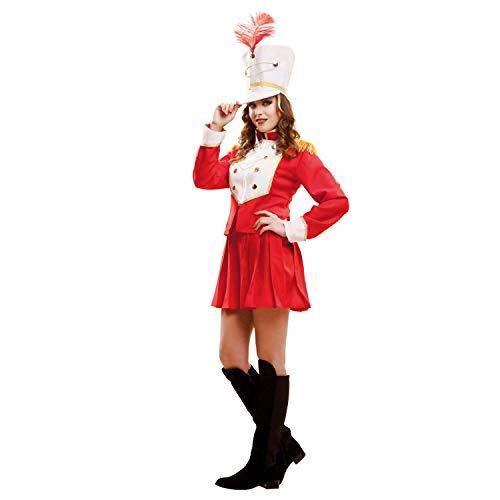 Me Me Universität I Love Jobs Kostüm, Mehrfarbig, Größe (MOM02638-S) ()