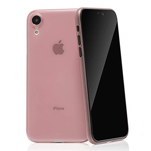 QUADOCTA Premium Ultra Slim Thin Case kompatibel mit iPhone XR (6,1