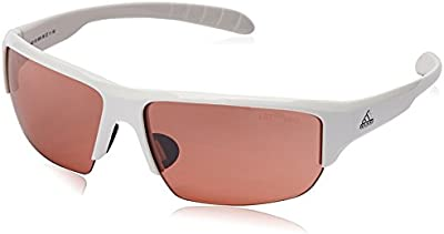 adidas eyewear - Kumacross Halfrim, color blanco