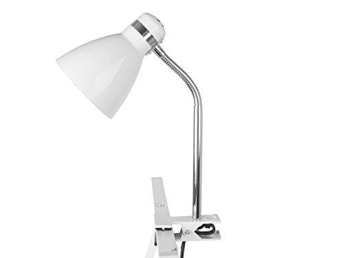 Lampe de Bureau Design Métal CLIP