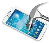 HQ CLOUD 1 Film Vitre en Verre Trempe de Protection d'ecran Transparent pour Samsung Galaxy S3 i9300/ i9305 Neo/ LTE 4G